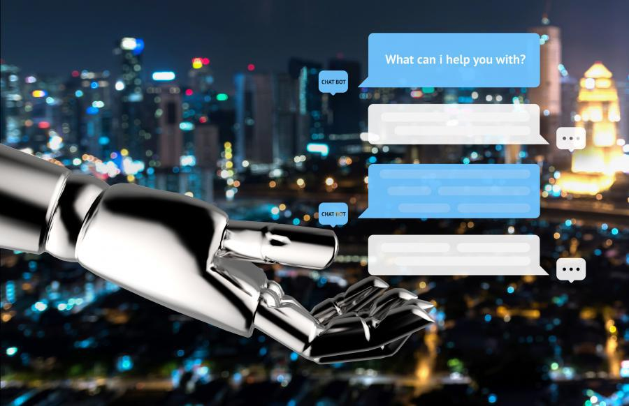 AI & Chat Bots in Website Development