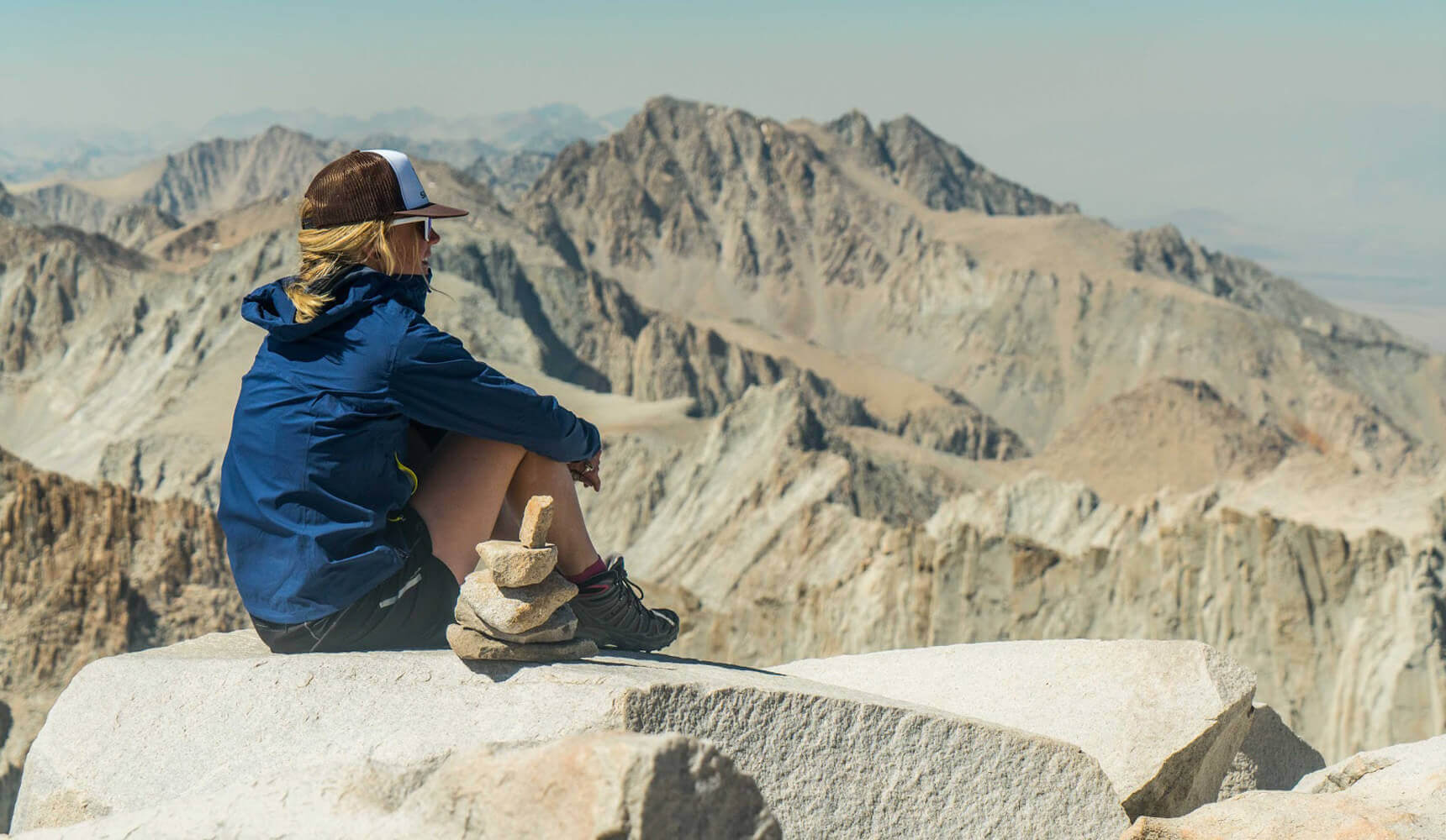 Lessons From The Mountain: Defining Moments That Propel Us Forward
