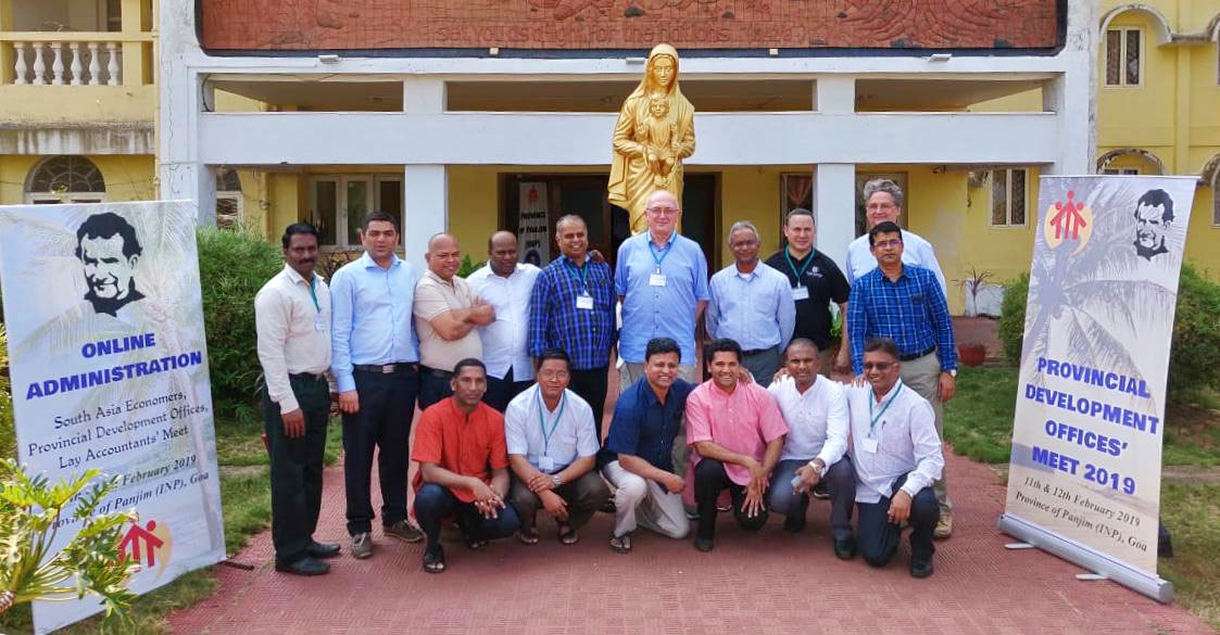 Don Bosco Development Network meet to discuss Social Transformation in India