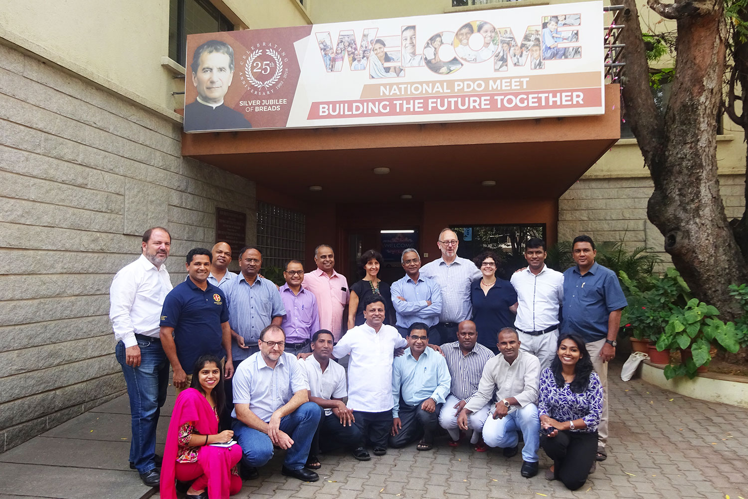 National Meeting of the Don Bosco Development Offices of South Asia''