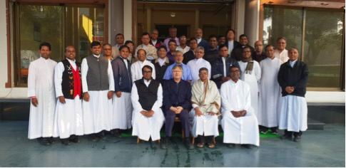 Don Bosco Higher Education network meet held