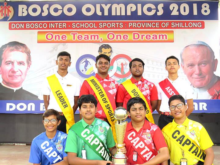 Bosco Olympics 2018''
