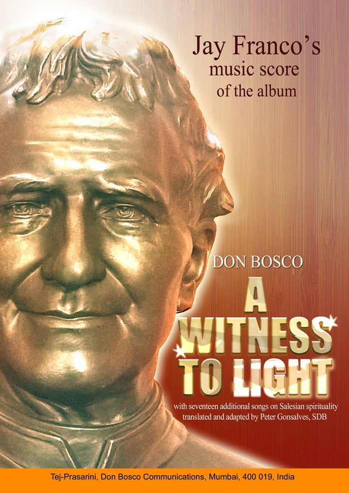 Don Bosco - A witness to light - Music Score launched