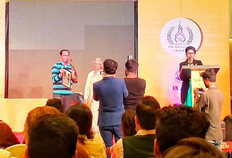 Don Bosco Mirik gets Best School Award
