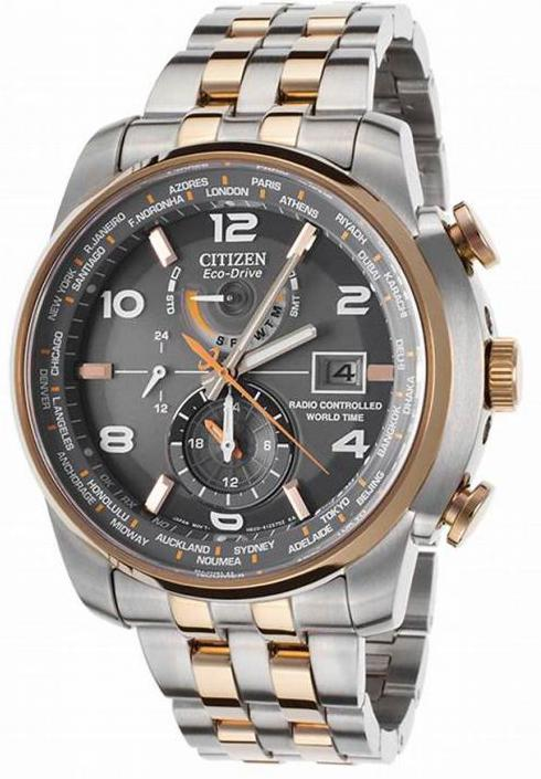 Citizen Watch AT9016-56H